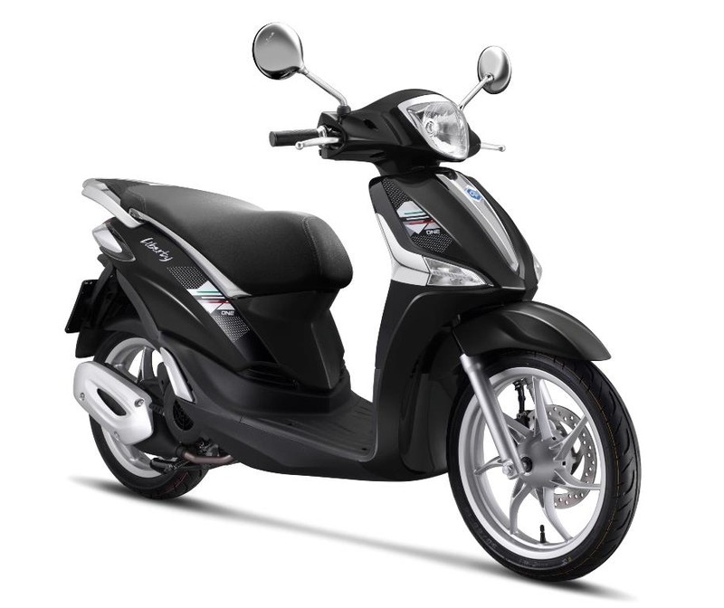 Xe ga Piaggio Liberty One mới: giá 48,9 triệu đồng - ảnh 1