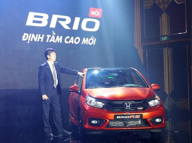 Honda Brio tân binh xe cỡ nhỏ: Đắt xắt ra miếng - ảnh 1