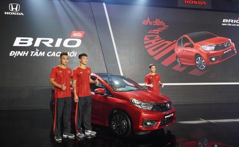 Honda Brio tân binh xe cỡ nhỏ: Đắt xắt ra miếng - ảnh 2