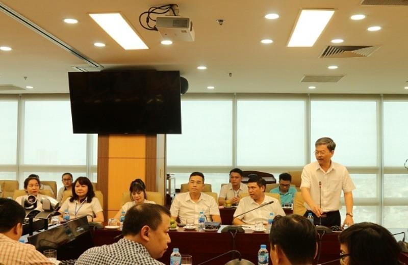 EVNNPC gặp mặt, tri ân Ngày Báo chí Cách mạng Việt Nam - ảnh 1