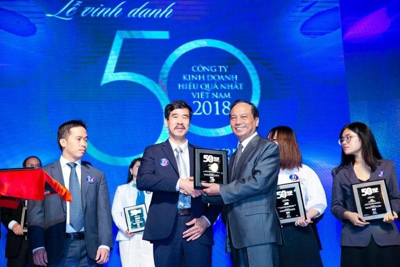 Vinamilk: Top 50 công ty quyền lực nhất Châu Á - ảnh 2