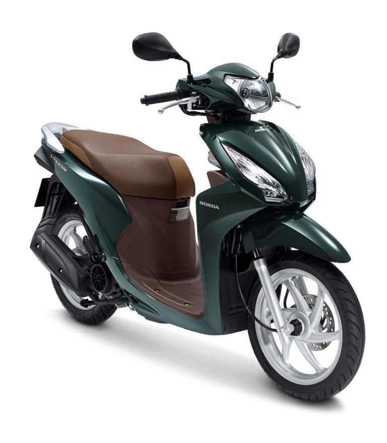 """Honda khuyến mãi lớn: """"Đi Honda chất. Diện Casio là nhất"""" - ảnh 1"""