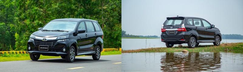 Toyota Việt Nam ra mắt Avanza mới 2019 - ảnh 1