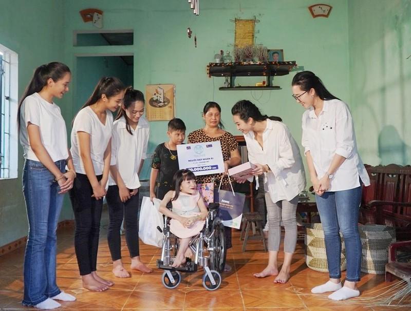"""Amway Việt Nam và hành trình """"Người đẹp nhân ái"""" - ảnh 1"""