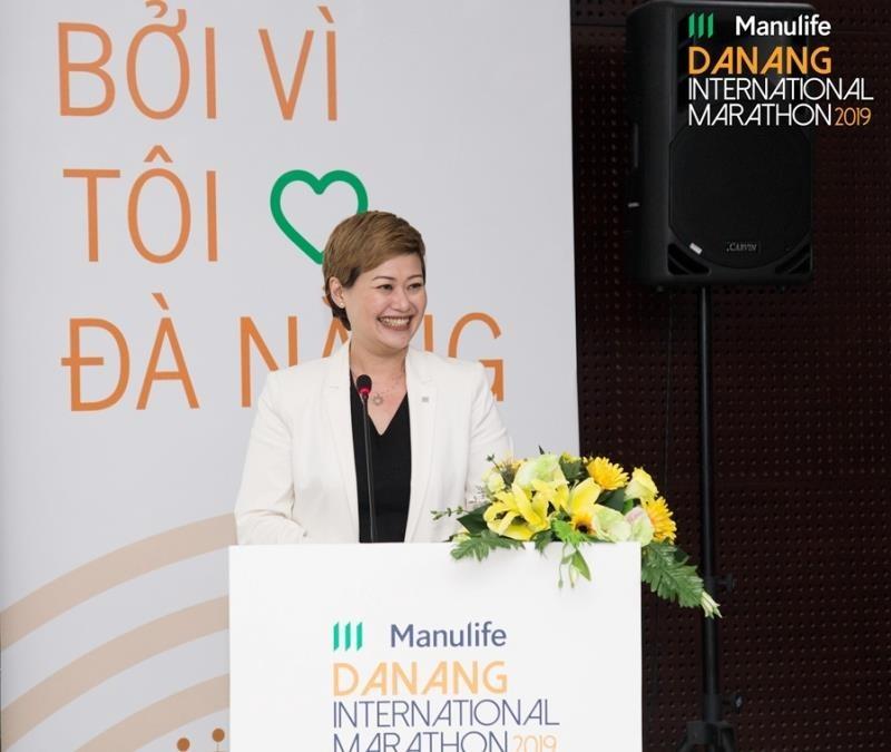Manulife Việt Nam tài trợ 5 năm marathon quốc tế Đà Nẵng - ảnh 1