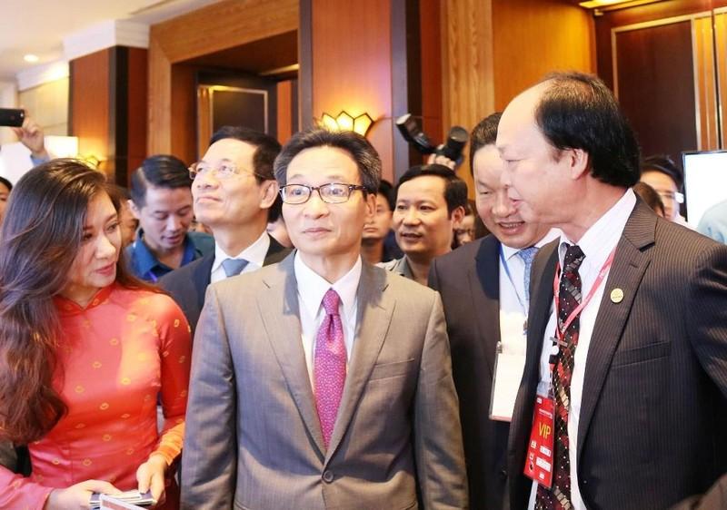 Ví Việt tham dự diễn đàn cấp cao CNTT-TT Việt Nam 2019 - ảnh 1