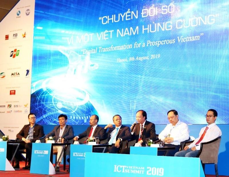 Ví Việt tham dự diễn đàn cấp cao CNTT-TT Việt Nam 2019 - ảnh 2