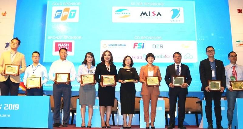 Ví Việt tham dự diễn đàn cấp cao CNTT-TT Việt Nam 2019 - ảnh 3