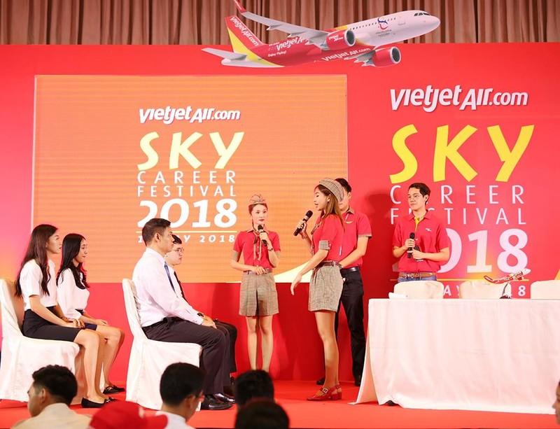 Vietjet Thailand - Thương hiệu tuyển dụng tốt nhất châu Á 2019 - ảnh 1