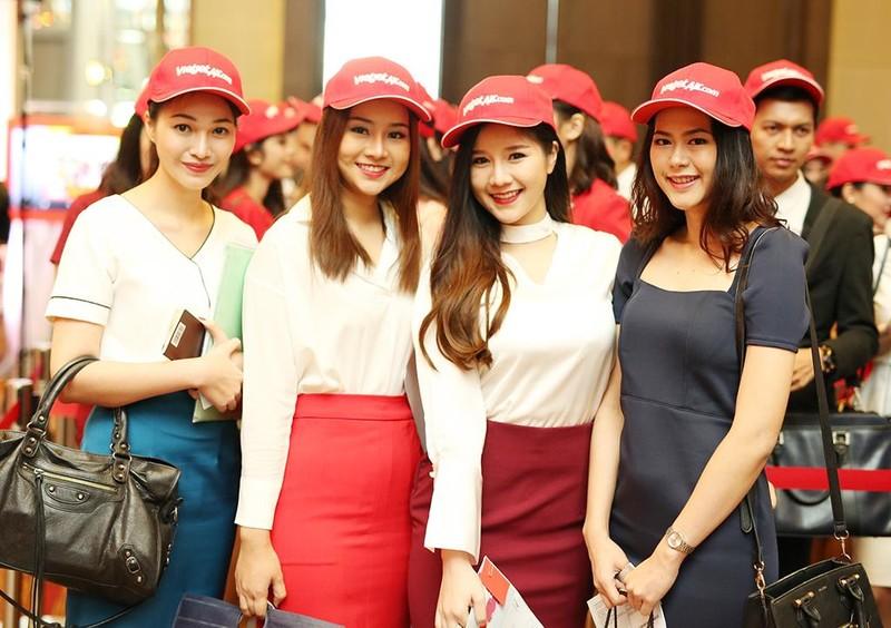 Vietjet Thailand - Thương hiệu tuyển dụng tốt nhất châu Á 2019 - ảnh 3
