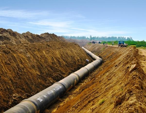 Xinxing cung cấp ống nước gang cầu đường kính siêu lớn - ảnh 3