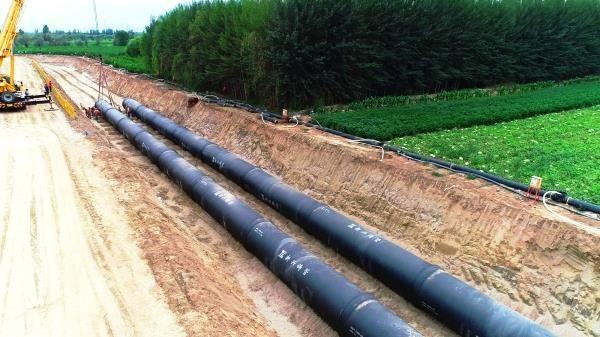 Xinxing cung cấp ống nước gang cầu đường kính siêu lớn - ảnh 4
