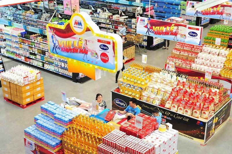 'Vui lễ săn khuyến mãi' khủng tại siêu thị MM Mega Market - ảnh 1