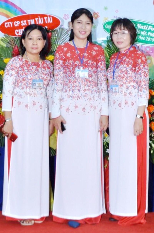 Trường Tiểu học Phan Đăng Lưu, ngôi nhà thứ hai của học sinh - ảnh 2