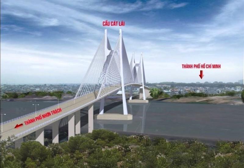 Vùng tam giác kinh tế đô thị Nhơn Trạch - ảnh 1