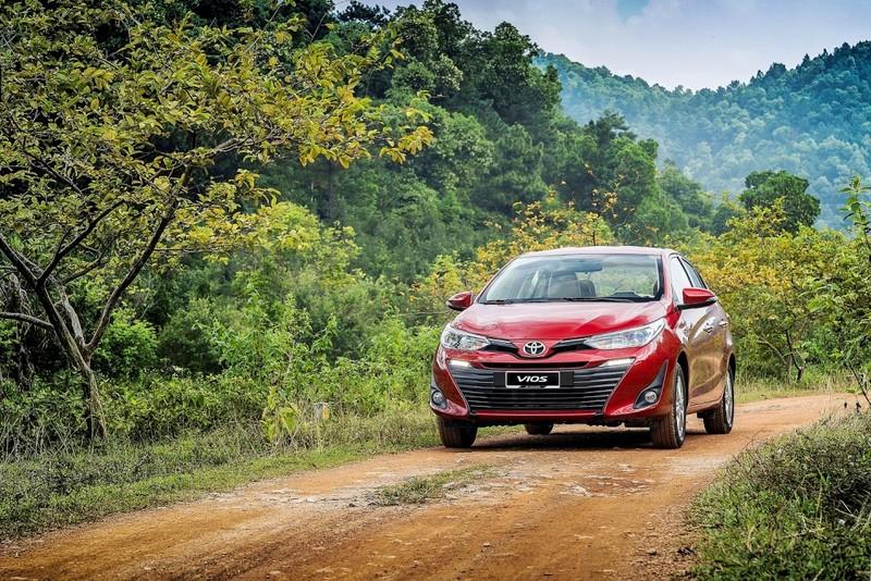 Mua xe Toyota, cơ hội nhận quà giá trị lớn - ảnh 1
