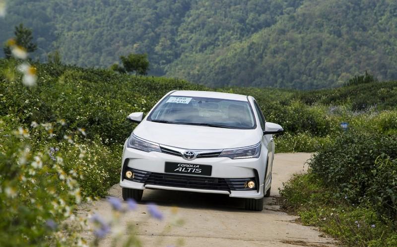 Mua xe Toyota, cơ hội nhận quà giá trị lớn - ảnh 2