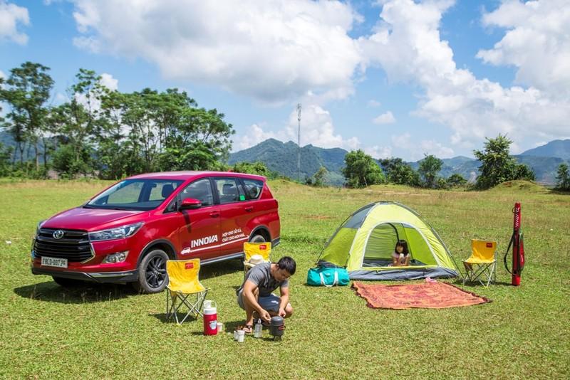 Mua xe Toyota, cơ hội nhận quà giá trị lớn - ảnh 3