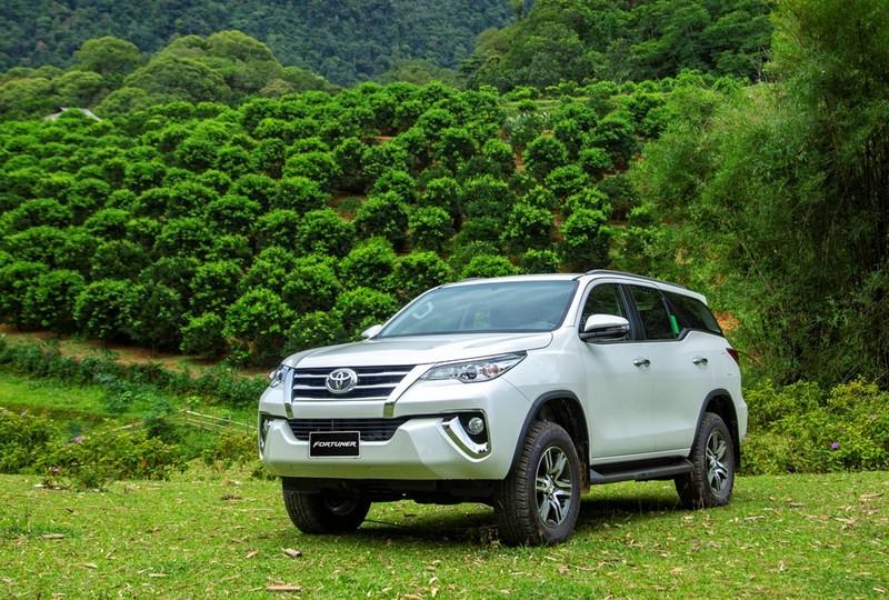 Mua xe Toyota, cơ hội nhận quà giá trị lớn - ảnh 4