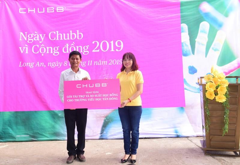 'Ngày Chubb vì Cộng đồng 2019' tại Việt Nam - ảnh 1