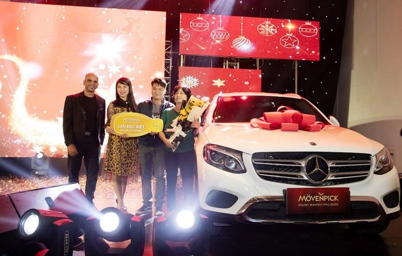 Một nữ chủ nhân trúng xe Mercedes Benz trị giá 1,7 tỉ đồng - ảnh 2