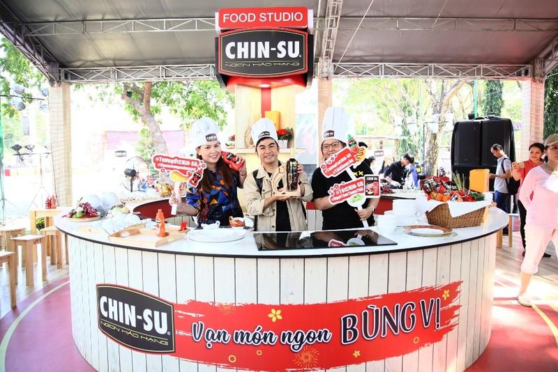 """CHIN-SU & """"Ngày hội Tết Việt 2020"""" tại Công viên Lê Văn Tám - ảnh 1"""