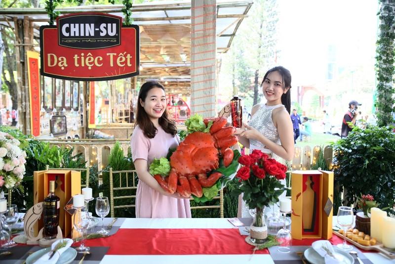 """CHIN-SU & """"Ngày hội Tết Việt 2020"""" tại Công viên Lê Văn Tám - ảnh 2"""