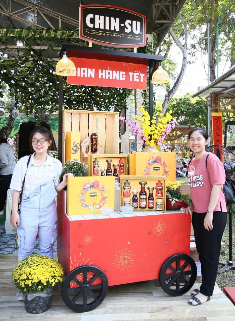 """CHIN-SU & """"Ngày hội Tết Việt 2020"""" tại Công viên Lê Văn Tám - ảnh 3"""