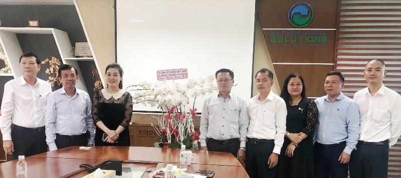 DN Nhật gặp gỡ David Duong chào bán công nghệ xử lý rác thải - ảnh 4