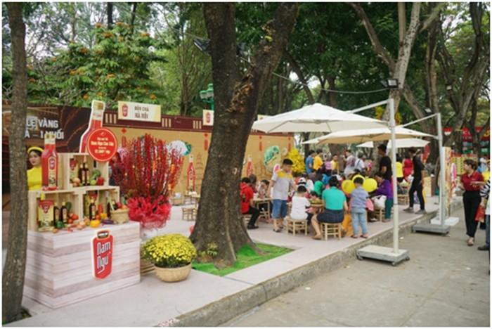 Nam Ngư mang sắc xuân 3 miền vào 'Lễ hội Tết Việt' - ảnh 1