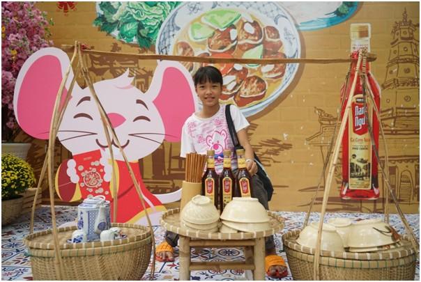 Nam Ngư mang sắc xuân 3 miền vào 'Lễ hội Tết Việt' - ảnh 2