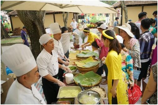 Nam Ngư mang sắc xuân 3 miền vào 'Lễ hội Tết Việt' - ảnh 4