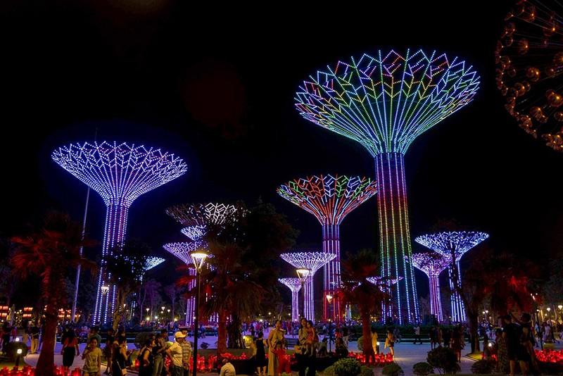 Xuân Canh Tý: Nhanh chân đến với lễ hội hoa mai lớn nhất VN - ảnh 9