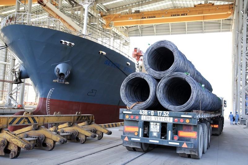 Hòa Phát với mục tiêu 3,6 triệu tấn thép xây dựng - ảnh 1