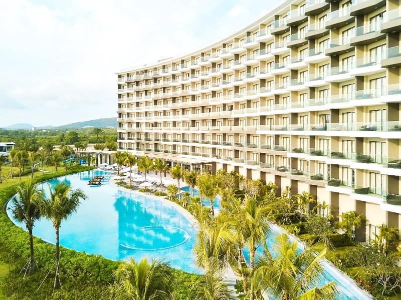 Mövenpick Resort Waverly Phú Quốc chính thức mở cửa đón khách - ảnh 1