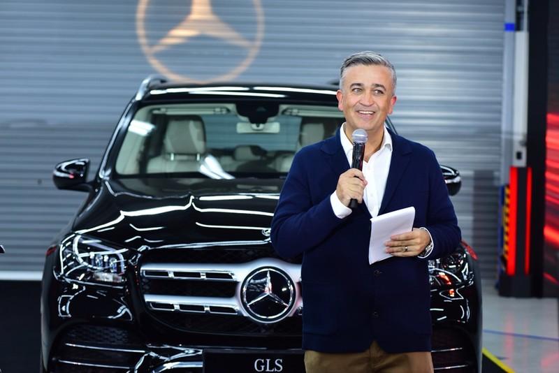 Mercedes-Benz ra mắt 7 sản phẩm chiến lược năm 2020 - ảnh 1