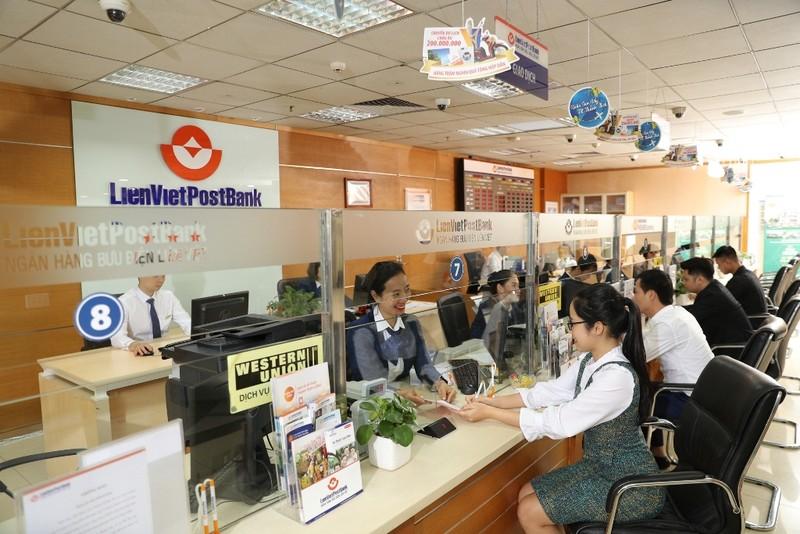 LienVietPostBank cho vay ưu đãi tiếp sức doanh nghiệp mùa dịch - ảnh 1