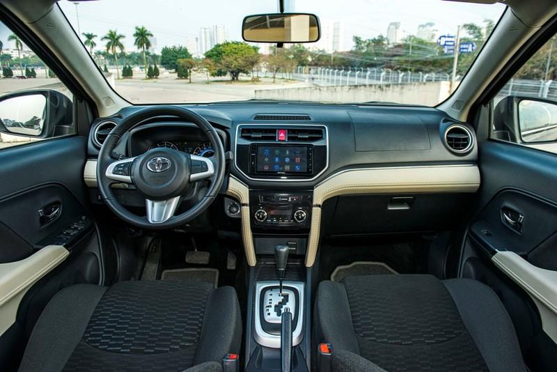 Toyota Rush 2020: Mẫu SUV đẹp đầy thực dụng - ảnh 4