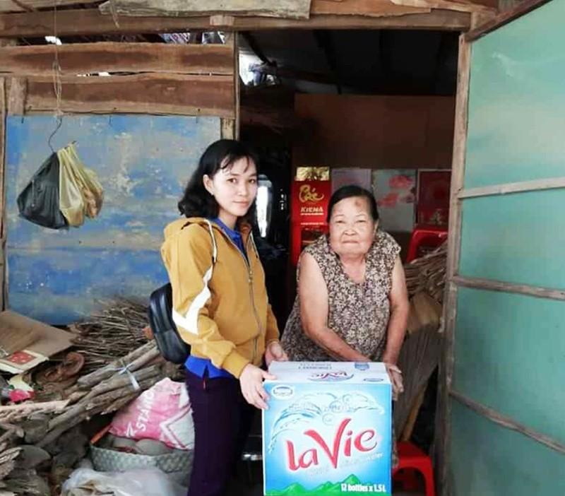 La Vie và Nestlé giúp người dân bị hạn mặn ở miền Tây - ảnh 1
