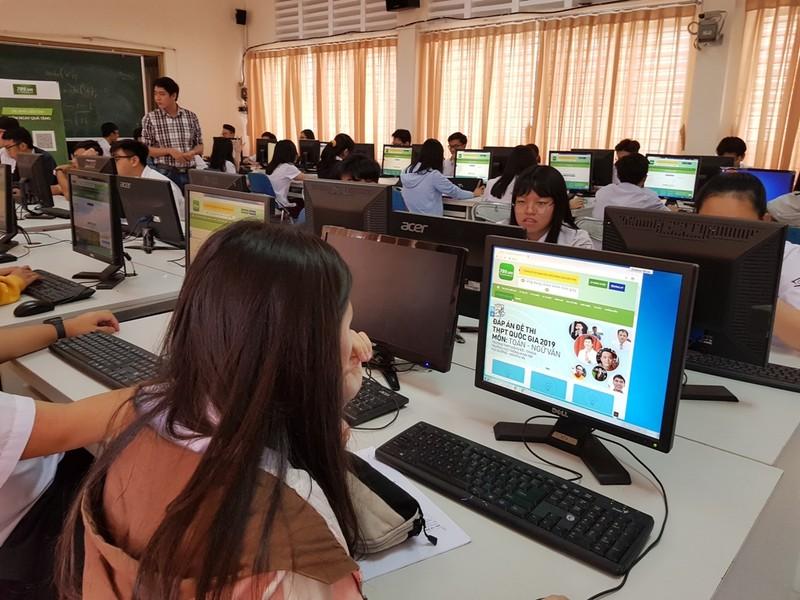 Nền tảng học, thi trực tuyến 789.vn liên tiếp bị tấn công DDoS - ảnh 1