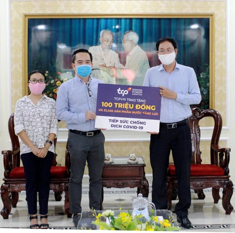 TCPVN hỗ trợ 500 triệu đồng cho Bệnh Viện Bạch Mai - ảnh 1