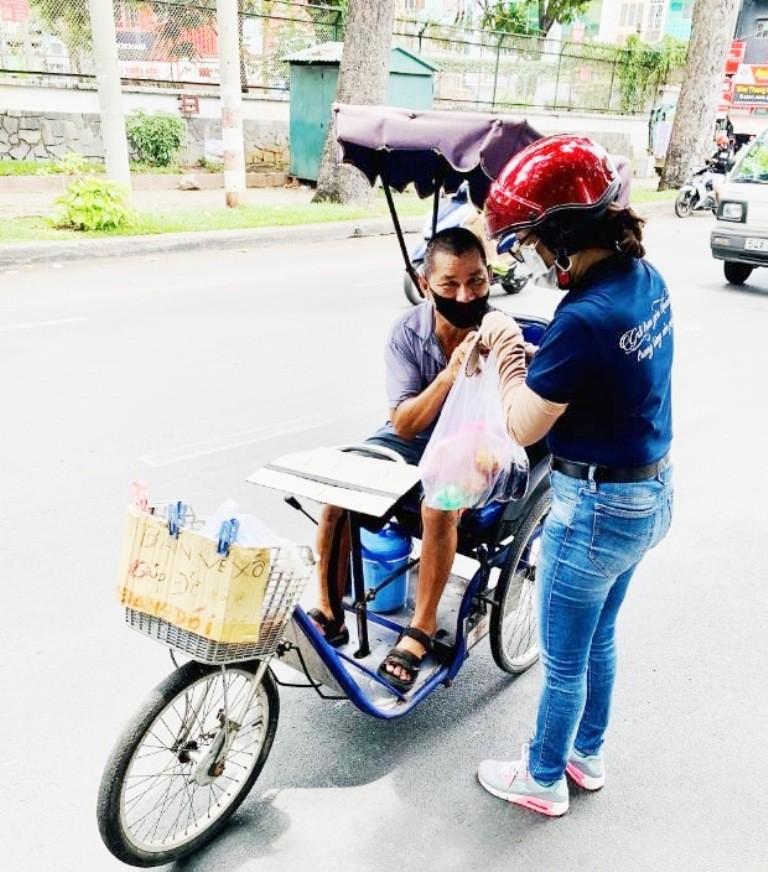 Masan Consumer tặng 10.000 phần quà cho công nhân ở TP.HCM - ảnh 2