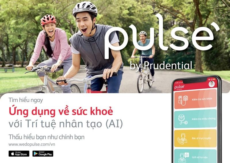 Ra mắt ứng dụng chăm sóc sức khỏe Pulse by Prudential - ảnh 1