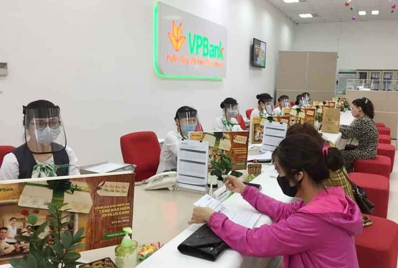 Mỗi ngày VPBank giải quyết hàng ngàn hồ sơ giảm, giãn nợ - ảnh 1