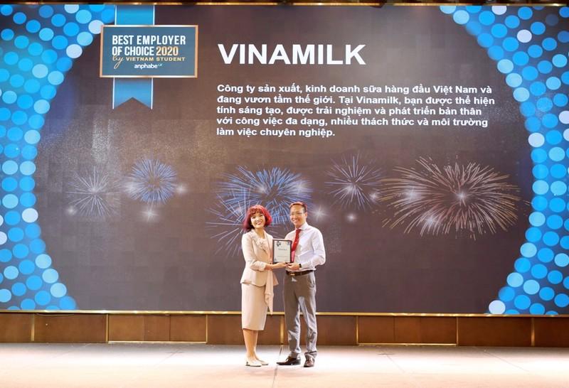 Vinamilk, nhà tuyển dụng hấp dẫn người trẻ thế hệ GEN Z - ảnh 1