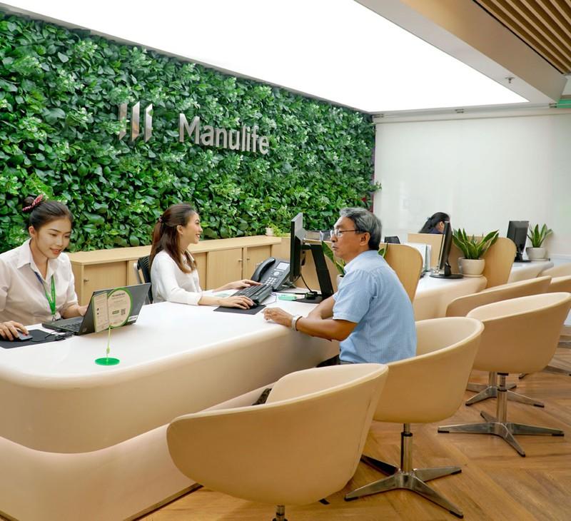 Manulife Việt Nam phục vụ 1 triệu khách hàng tốt hơn mỗi ngày - ảnh 1