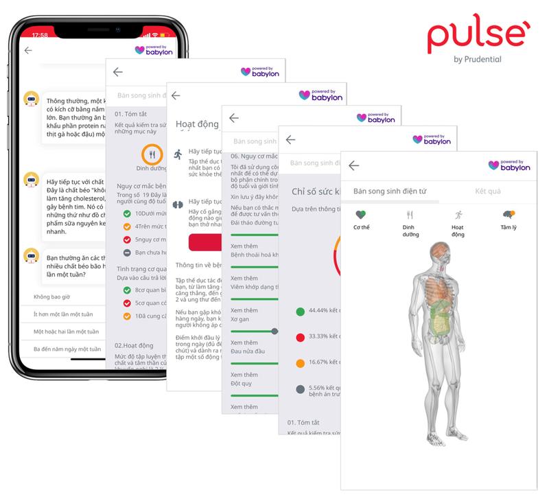 Ứng dụng Pulse: AI tiết lộ những thú vị về cơ thể con người - ảnh 2