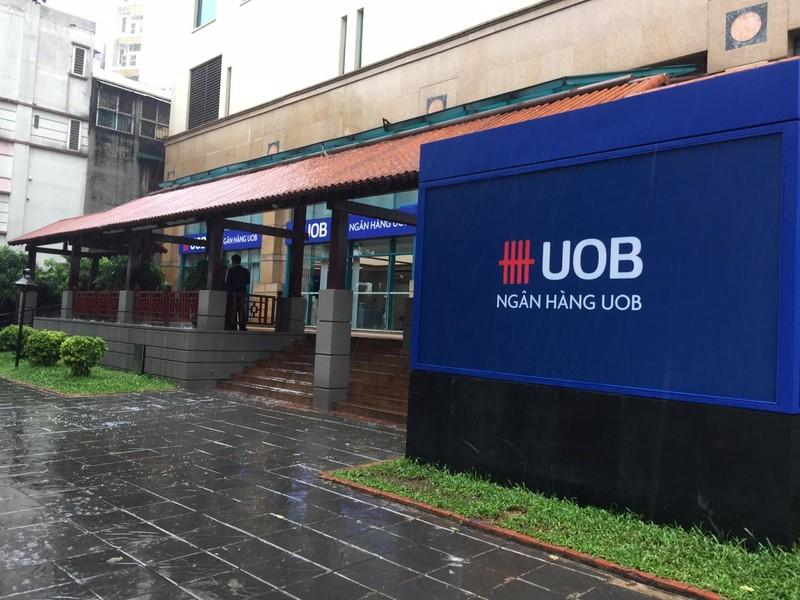 Ngân hàng UOB Việt Nam nhận giải thưởng sáng kiến tài chính - ảnh 1
