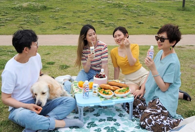 Vì sao Vinamilk mang sữa hạt cao cấp đi chinh phục Hàn Quốc - ảnh 2