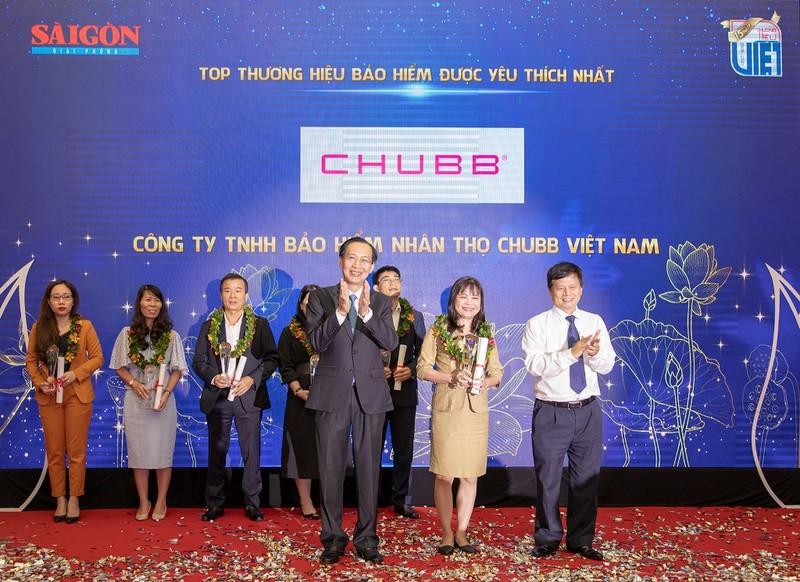 Chubb Life Việt Nam: Thương hiệu được yêu thích nhất năm 2020 - ảnh 1